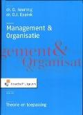 Bekijk details van Management en organisatie; Theorie en toepassing