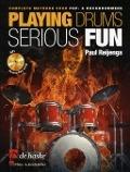 Bekijk details van Playing drums, serious fun