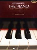 Bekijk details van Returning to the piano