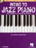Bekijk details van Intro to jazz piano