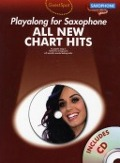 Bekijk details van All new chart hits; Playalong for saxophone