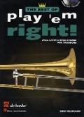 Bekijk details van Play 'em right!; best of; Jazz, latin & rock studies; Trombone