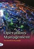 Bekijk details van Operations management