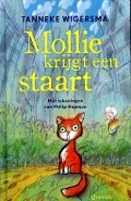 Bekijk details van Mollie krijgt een staart