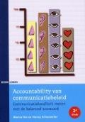 Bekijk details van Accountability van communicatiebeleid