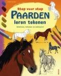 Bekijk details van Stap voor stap paarden leren tekenen
