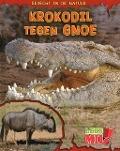 Bekijk details van Krokodil tegen gnoe