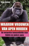 Bekijk details van Waarom vrouwen van apen houden