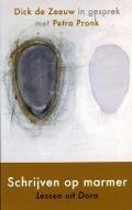 Bekijk details van Schrijven op marmer