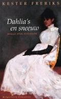 Bekijk details van Dahlia's en sneeuw