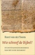 Bekijk details van Wie schreef de Bijbel?
