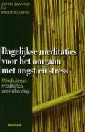 Bekijk details van Dagelijkse meditaties voor het omgaan met angst en stress