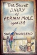 Bekijk details van The secret diary of Adrian Mole aged 13 3/4