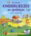 Bekijk details van Reuzeleuke kinderliedjes en spelletjes voor onderweg