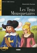 Bekijk details van La trois mousquetaires