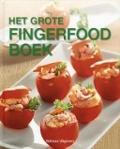 Bekijk details van Het grote fingerfoodboek