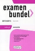 Bekijk details van Examenbundel vmbo gt economie; 2013/2014