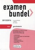 Bekijk details van Examenbundel vwo geschiedenis; 2013/2014