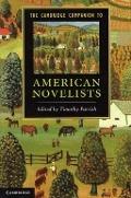 Bekijk details van The Cambridge companion to American novelists