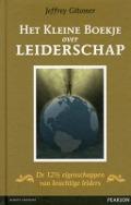 Bekijk details van Jeffrey Gitomers Het kleine boekje over leiderschap