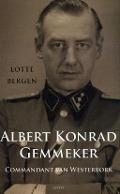 Bekijk details van Albert Konrad Gemmeker