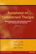 Bekijk details van Acceptance en commitment therapie