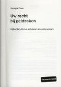 Bekijk details van Uw recht bij geldzaken