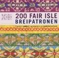 Bekijk details van 200 Fair Isle breipatronen