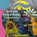 Bekijk details van Wat een knoeiboel, Teletubbies!