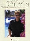 Bekijk details van The love songs of Elton John