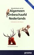 Bekijk details van Woordenboek van het algemeen onbeschaafd Nederlands