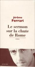 Bekijk details van Le sermon sur la chute de Rome