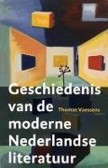 Bekijk details van Geschiedenis van de moderne Nederlandse literatuur