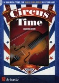 Bekijk details van Circus time; Violin play-along