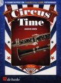 Bekijk details van Circus time; Clarinet play-along