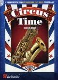 Bekijk details van Circus time; Alto saxophone play-along