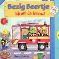 Bekijk details van Bezig Beertje blust de brand