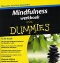 Bekijk details van Mindfulness werkboek voor dummies