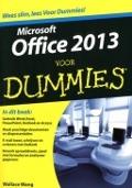Bekijk details van Microsoft Office 2013 voor dummies