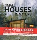 Bekijk details van Small wood houses in nature
