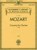 Bekijk details van Concerto for clarinet