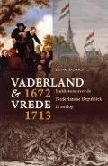 Bekijk details van Vaderland en vrede, 1672-1713