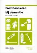 Bekijk details van Foutloos leren bij dementie