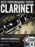 Bekijk details van GCSE performance pieces; Clarinet