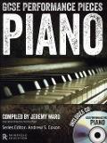 Bekijk details van GCSE performance pieces; Piano
