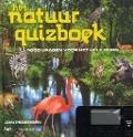 Bekijk details van Het natuurquizboek