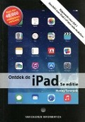 Bekijk details van Ontdek de iPad 5e editie