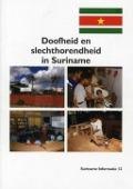 Bekijk details van Doofheid en slechthorendheid in Suriname