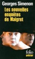 Bekijk details van Les nouvelles enquêtes de Maigret