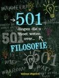 Bekijk details van 501 dingen die u moet weten over... filosofie